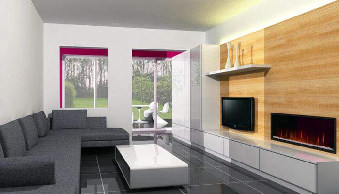 Thema huis 1 - Tv staan kleine ruimte ...